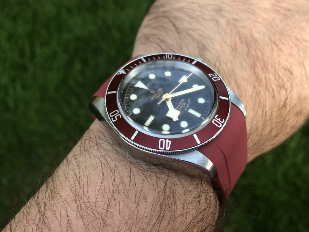 Vanguard on the wrist