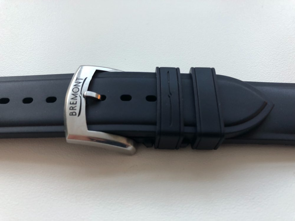 Bremont Rubber strap