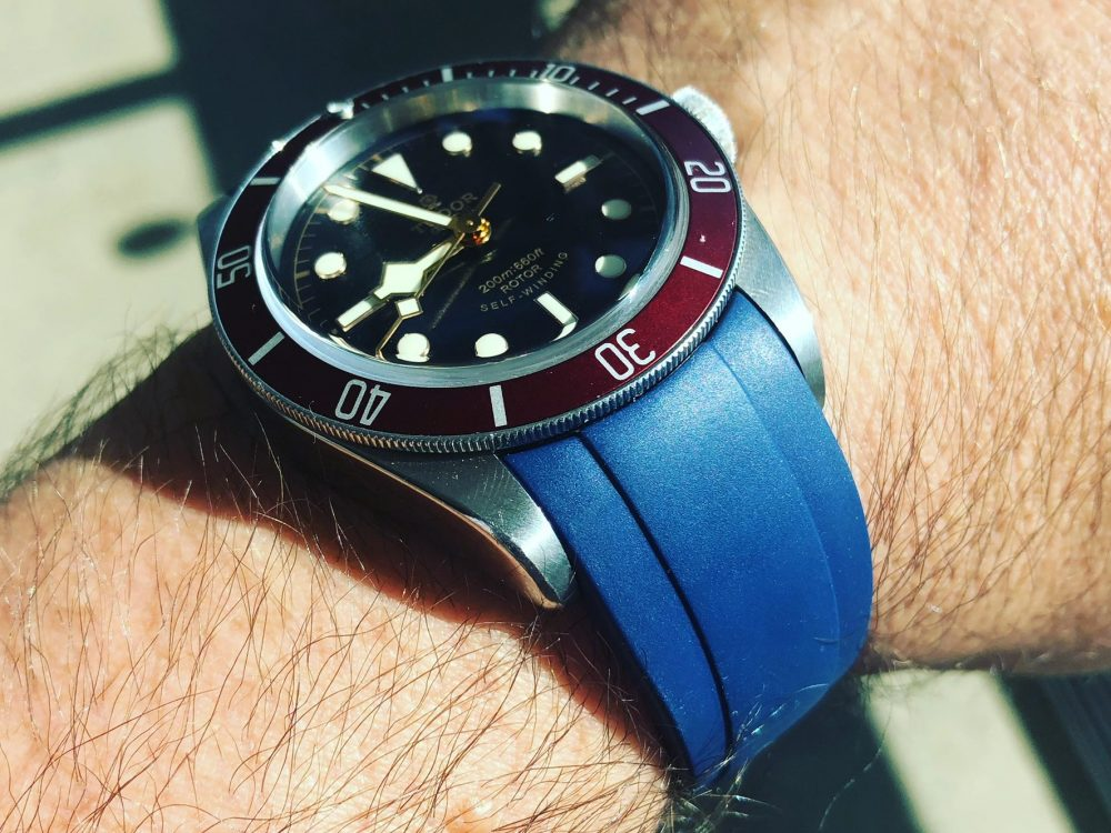 Everest Blue strap