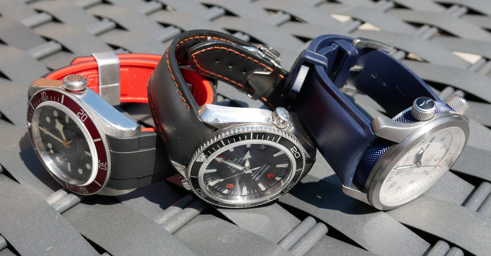CrafterBlue, Omega & Bremont OEM