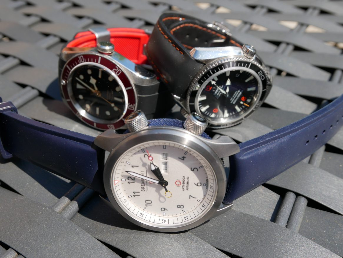 CrafterBlue, Bremont & Omega OEM