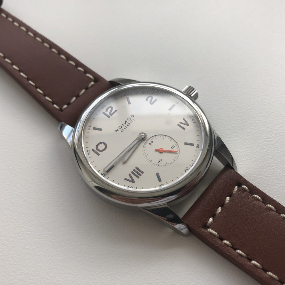Leather strap 1