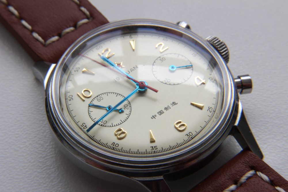 Seagull 1963 Column wheel Chronograph
