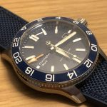 Spending Time: ChristopherWard Trident GMT