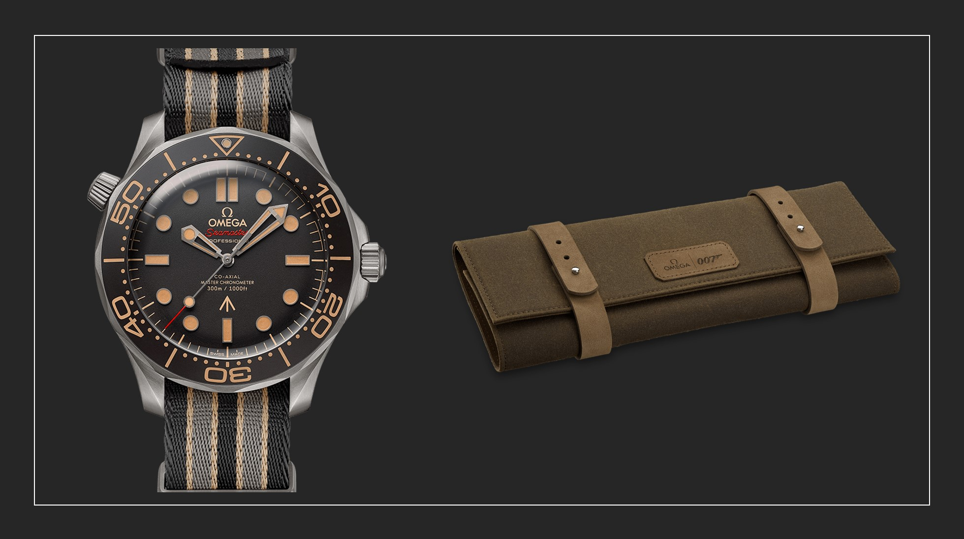 NEWS: Omega Announce The Seamaster 300m '007-Edition'