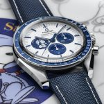"""NEWS: OMEGA ANNOUNCE the Speedmaster """"SILVER SNOOPY AWARD"""" 50TH ANNIVERSARY"""