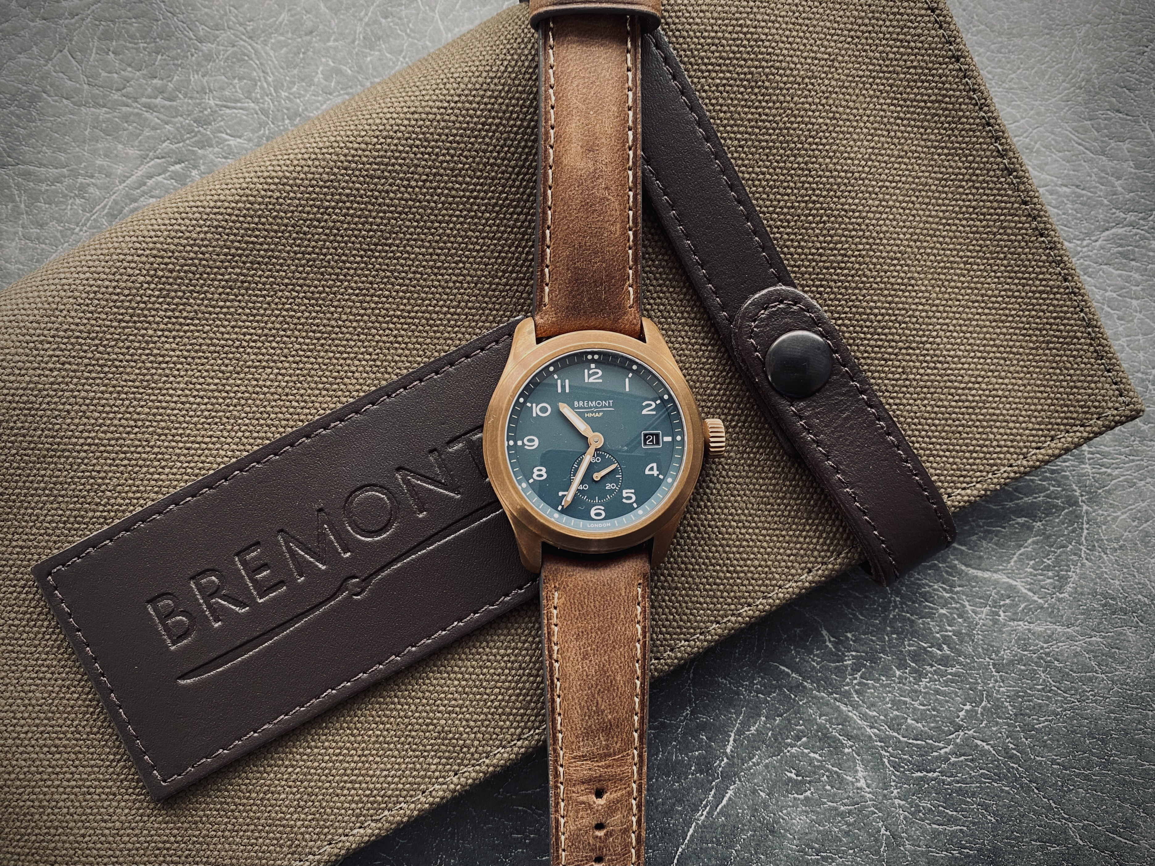NEWS: BREMONT ANNOUNCE the Broadsword Bronze