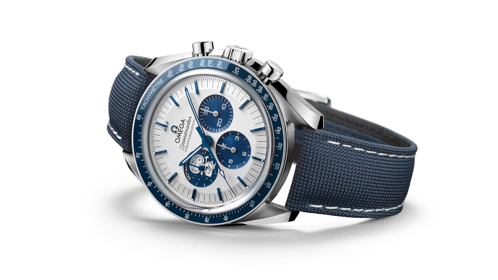 "NEWS: OMEGA ANNOUNCE the Speedmaster ""SILVER SNOOPY AWARD"" 50TH ANNIVERSARY"